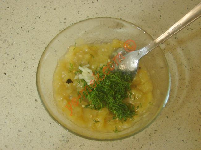 Patlıcanlı Sos