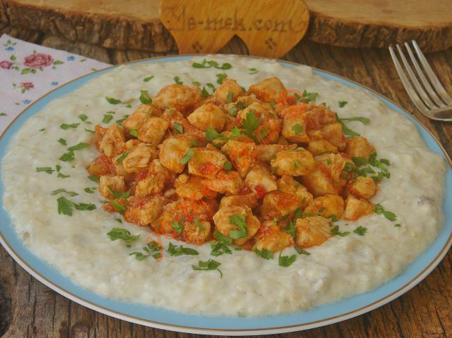 Lokum Gibi Tavuk Eti Nasıl Pişirilir