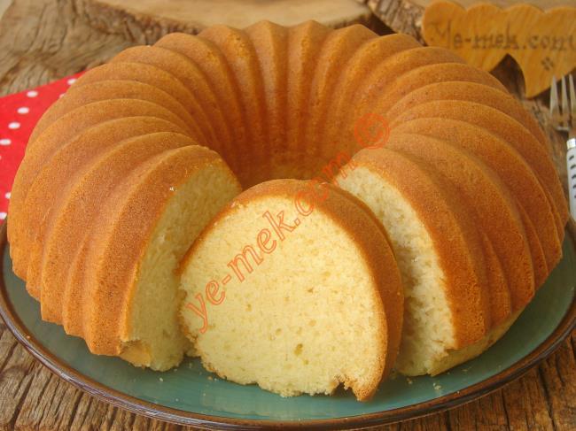 Zeytinyağlı Kek