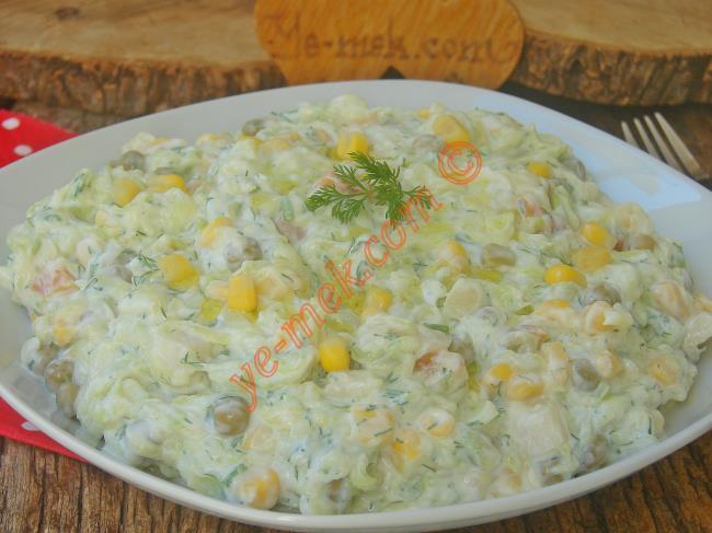 Yoğurtlu Havuçlu Salata Tarifleri