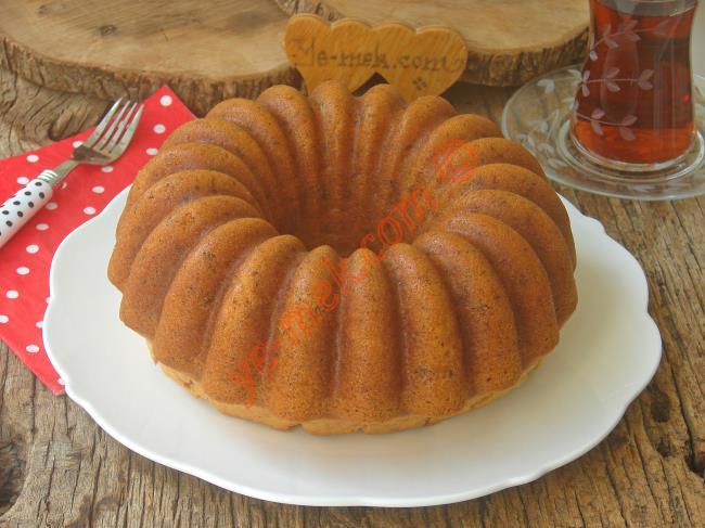 Kıvamı, Rengi Ve Kokusuyla Enfes Bir Kek : Portakallı Havuçlu Kek
