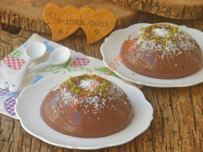 Yumuşak Kıvamlı, Hafif ve Lezzetli : Kakaolu Fincan Tatlısı