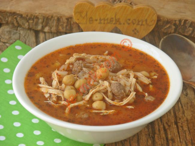 Alanya nın Meşhur Düğün Çorbası : Gülüklü Çorbası