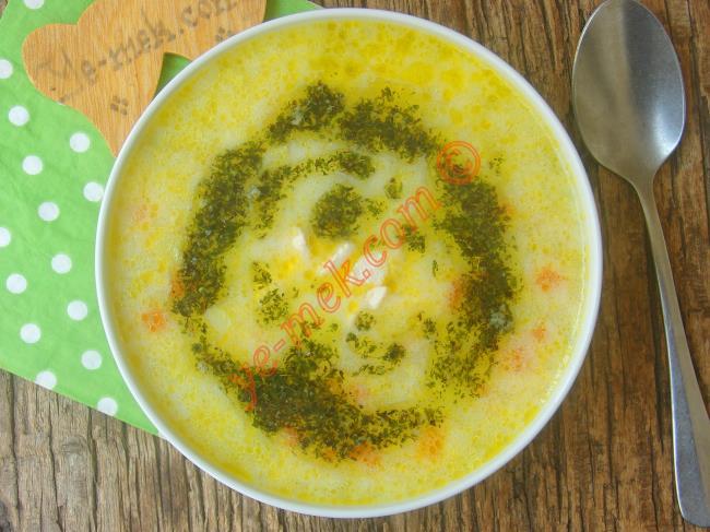 Bursa Yöresine Ait, Çok Lezzetli Bir Çorba : Muradiye Çorbası