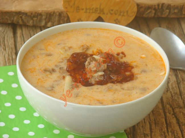 Püşürük Çorbası