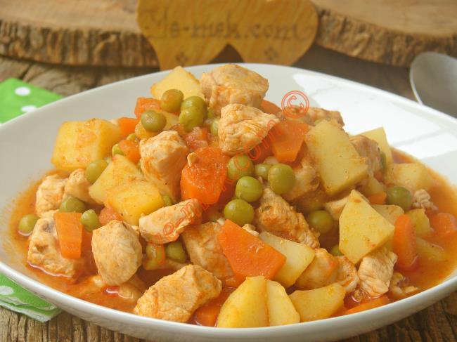 Portakal Sulu Yemek Tarifleri