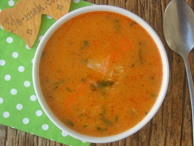 İçinizi Isıtacak, Çok Özel Bir Çorba (Değişik Lezzetler Arayanlara) : Andaloz Çorbası