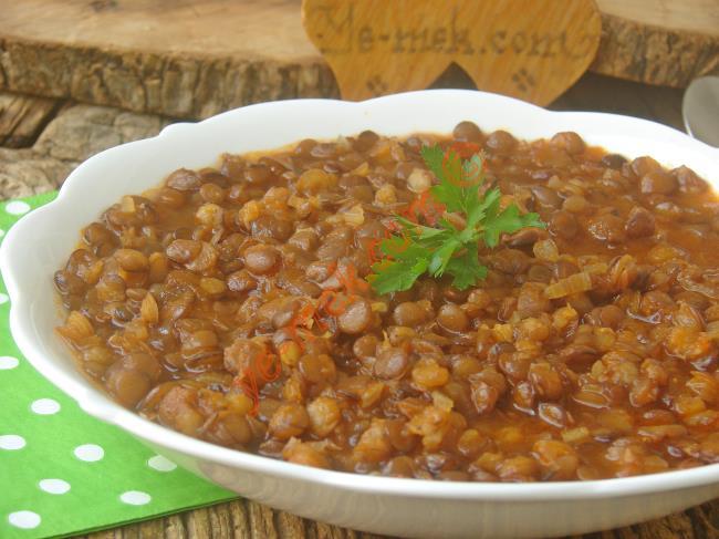 Türk Mutfağının En Özel Yemeklerinden O (Kim Sevmez ki) : Yeşil Mercimek Yemeği