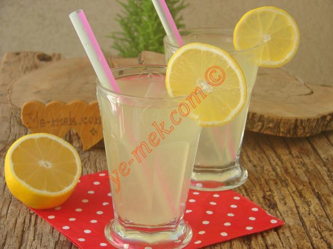 Pratik Limonata Tarifi