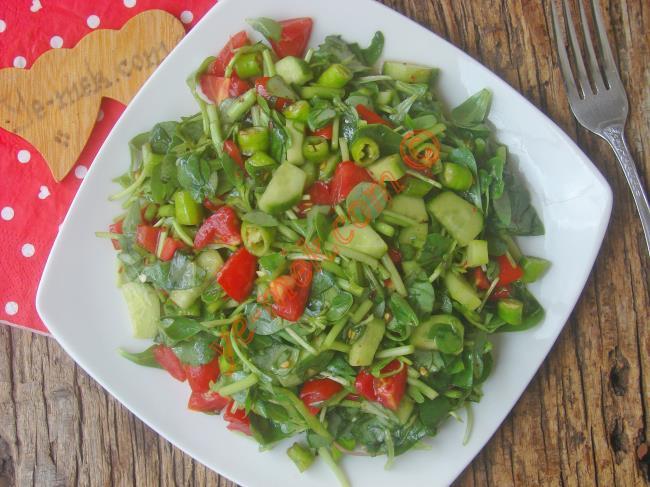Pirpirim Salatası