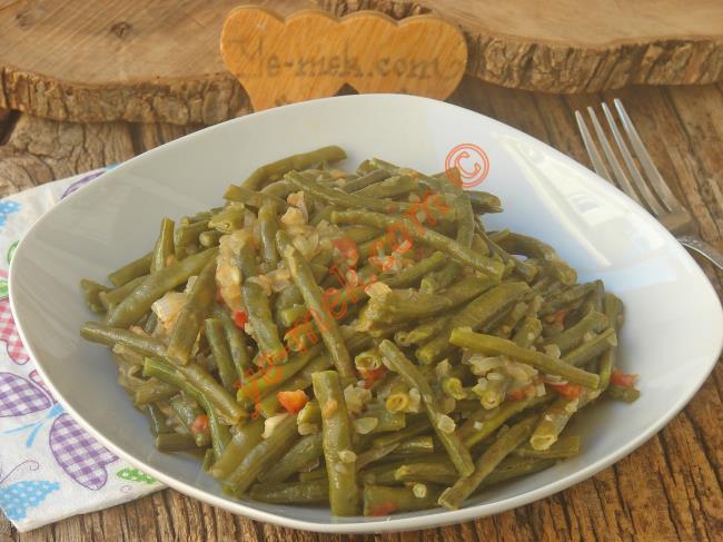 Hem Yapması Kolay Hem De Yemeğinden Kat ve Kat Lezzetli  : Börülce Kavurması