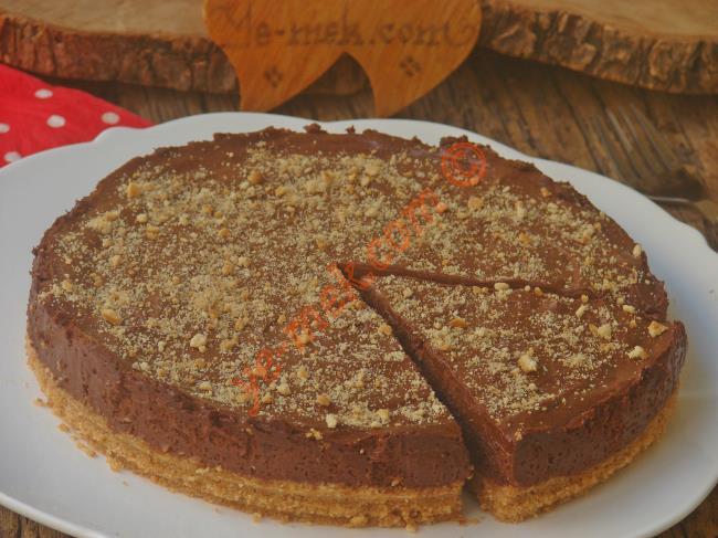 Çikolatalı Mousse Pasta