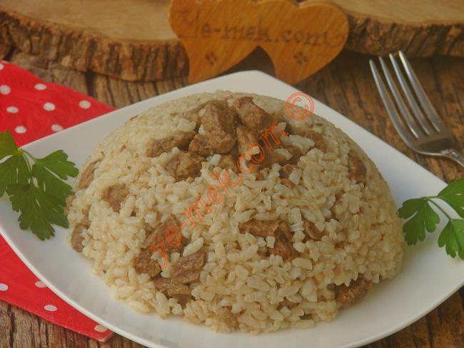 Pirinç Pilavı Nasıl Pişirilir