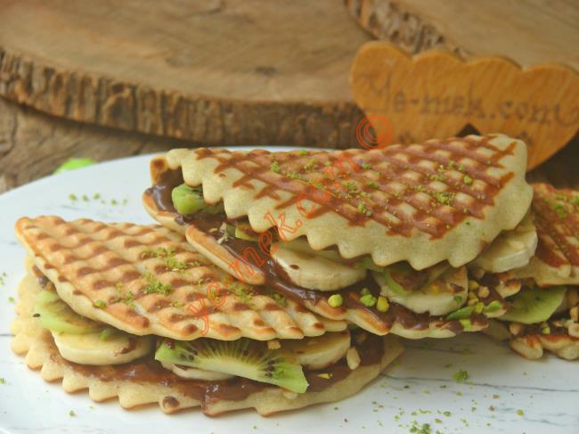Tavada Waffle Tarifi