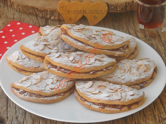 Pastanelerde Satılan O Meşhur Kurabiyenin Tam ve Orjinal Tarifi : Pastane Usulü Elmalı Kurabiye