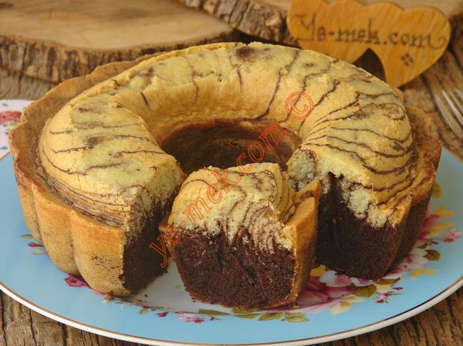 Kabarma Garantili, Pamuk Gibi Yumuşak : Sodalı Kek