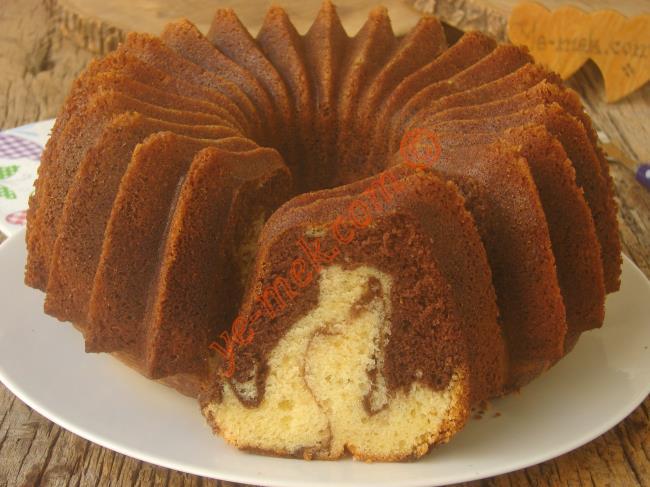 Yok Böyle Puf Puf Kabaran Başka Bir Kek : Sünger Kek