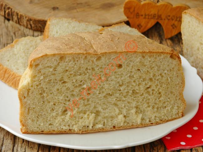 Bundan Sonra Hep Kendiniz Yapmak İsteyeceksiniz : Ev Yapımı Ekmek