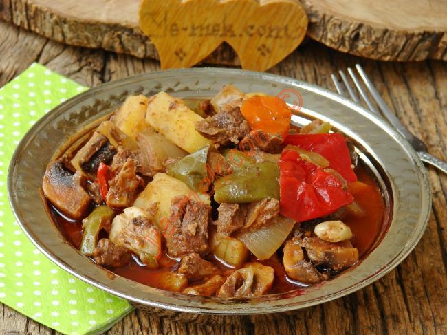 Tencerede Kavanoz Kebabı