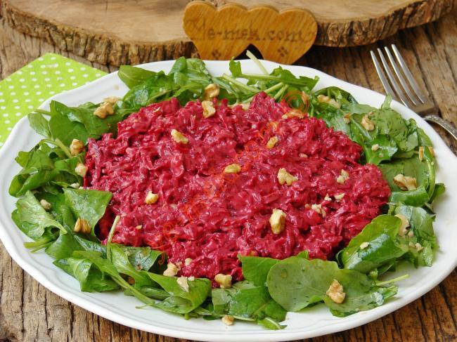 Havuçlu Pancar Salatası