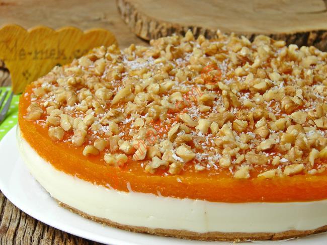 Bal Kabağı Pastası