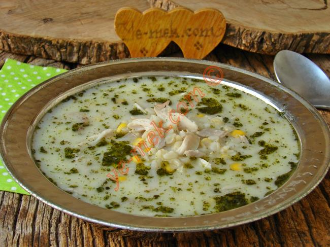 Çerkez Mutfağının Çok Özel Bir Çorbası : Çerkez Çorbası