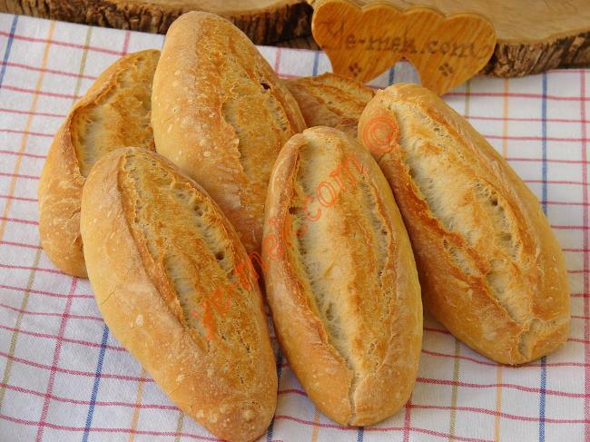 Herkes Hazır Aldınız Zannedecek : Küçük Somun Ekmek