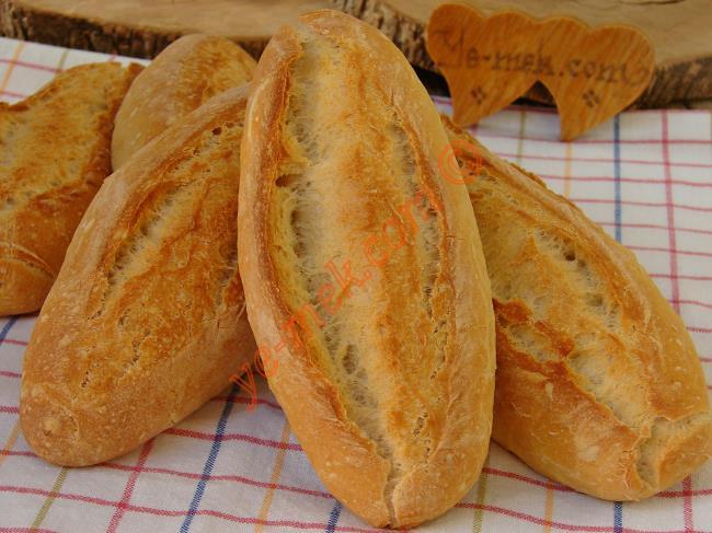Ekmek Hamuru İle Yapılan Tarifler