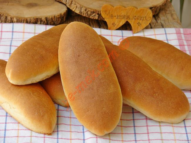 Aynı Marketten Hazır Alınmış Gibi, Evde Kendiniz Yapın : Orjinal Sandviç Ekmeği