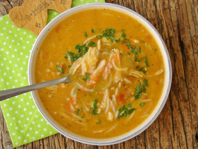 İçinde Yok Yok, Nefis Bir Çorba : Aşçıbaşı Çorbası