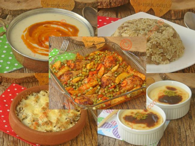 14. Günün Ramazan Menüsü