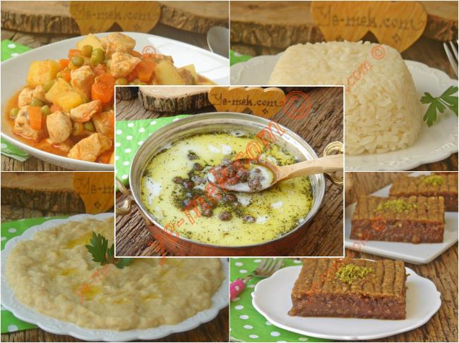 25. Günün Ramazan Menüsü