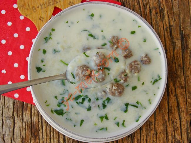 Supa Topçeta Çorbası