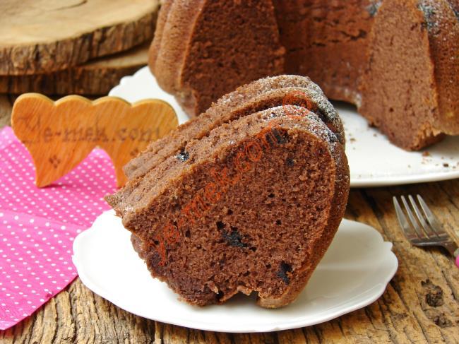 Yumuşak Dokusu İle Kabarma Garantili, Nefis Bir Kek : Sodalı Kakaolu Kek