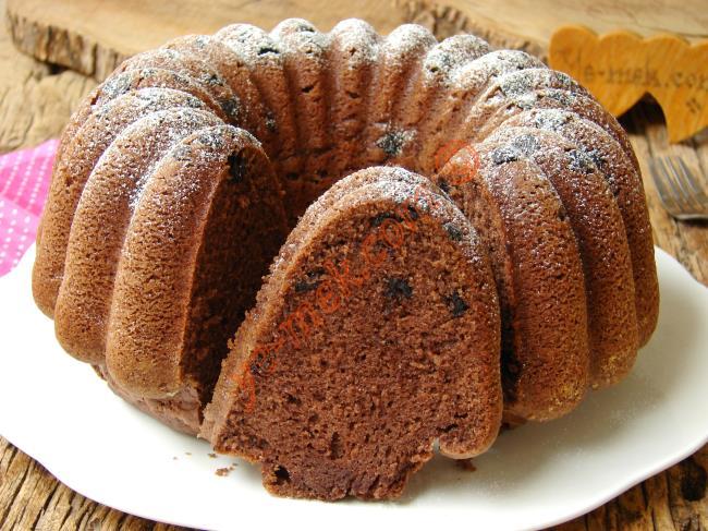 Sodalı Kakaolu Kek