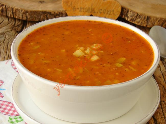 Sebze Çorbaları