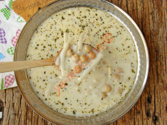 Yoğurt Çorbası Tarifleri
