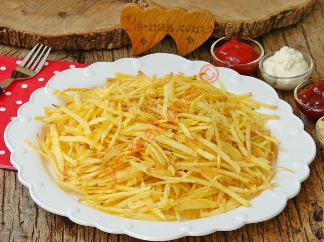 Kibrit Patates Kızartması