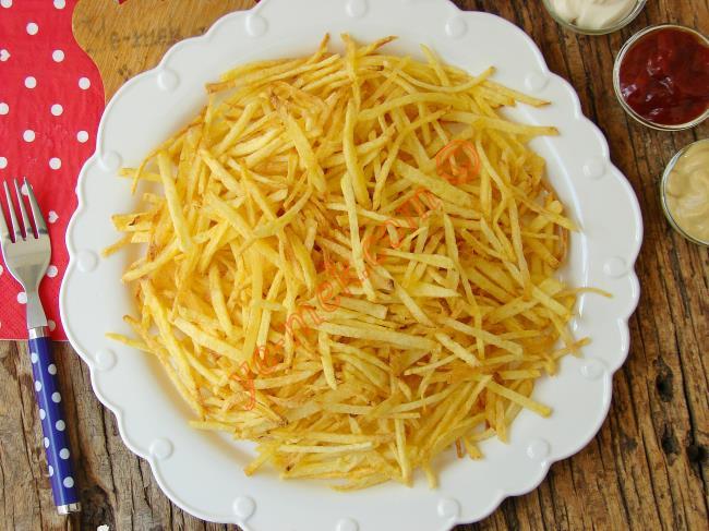 Kibrit Çöpü Patates