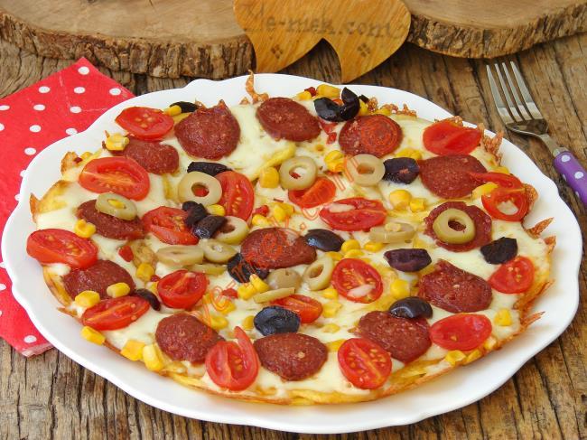 Hamursuz Pizza Tarifleri