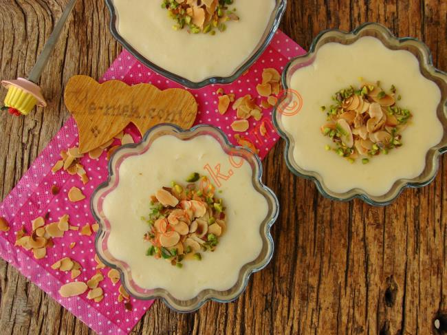 Saray Mutfağının En Güzel Tatlısı : Keşkül