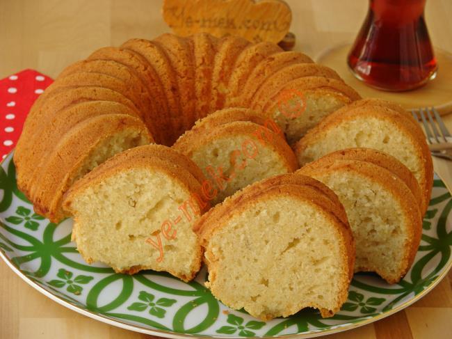 Kabarma Garantili Pamuk Kek : Maden Sulu Kek