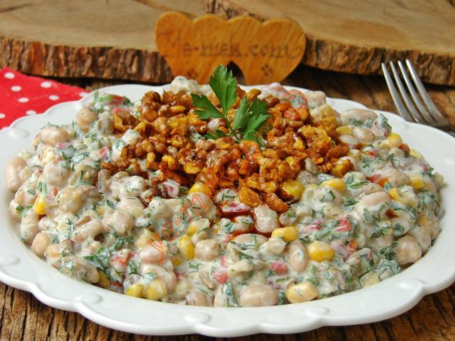 Diyet Salata Tarifler