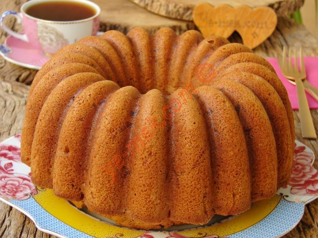 Yemelere Doyamazsınız : Havuçlu Çaylı Kek