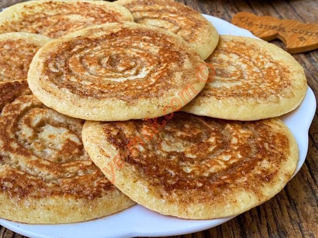 Tarçınlı Pankek