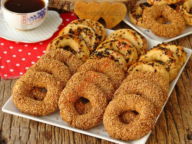 Püf Noktaları İle Orjinal Tarif : Pastane Usulü Kandil Simidi