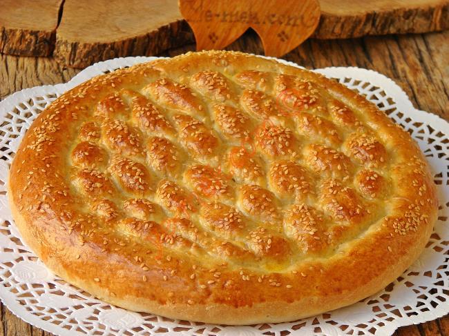 Yumurtalı Ramazan Pidesi
