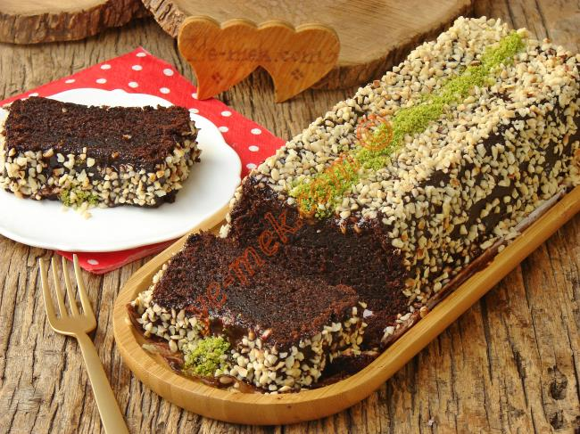 Yaş Pasta Lezzetinde Kendinden Nemli Sünger Gibi Bir Kek : Nemli Kek