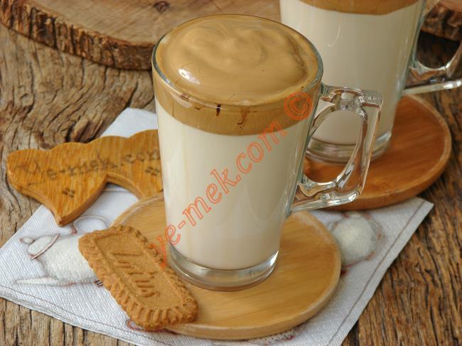 Son Zamanların En Popüler Kahvesi : Dalgona Kahvesi