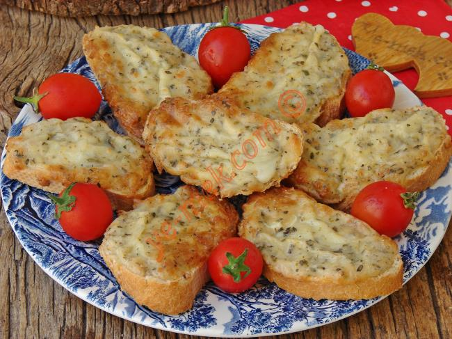 Kahvaltılık Ekmek Tarifleri